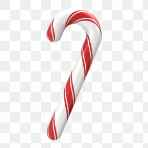 Christmas Candy - Candy Cane Christmas Stick Candy PNG