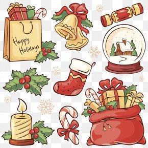 Christmas Illustration Decorations - Christmas Tree Christmas Ornament Christmas Decoration Illustration PNG