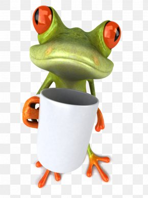 Frog - Frog 3D Computer Graphics Screensaver Wallpaper PNG