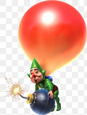 Chase Of Time - Hyrule Warriors The Legend Of Zelda: Majora's Mask Link Tingle's Balloon Fight Wii U PNG