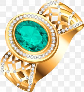 Jewelry Image - Jewellery Ring Gemstone Clip Art PNG