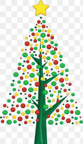 Christmas Tree - Christmas Tree Christmas Decoration Symbol PNG