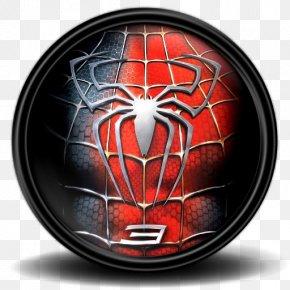 Spiderman 3 1 - Sphere Helmet Font PNG
