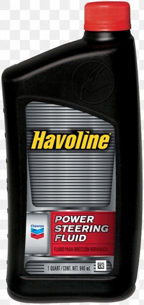 1 Quart CaltexHavoline - Motor Oil Havoline 221855720 Type-F Automatic Transmission Fluid PNG