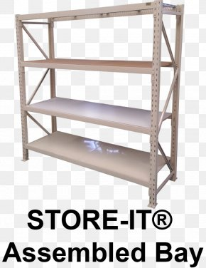 Store Shelf - Shelf Furniture Caboolture Pallet Racking PNG
