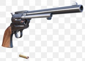 Weapon - Trigger Revolver Firearm Colt Single Action Army Ranged Weapon PNG