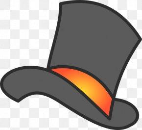 Top Hat Cartoon - Top Hat Cartoon Clip Art PNG