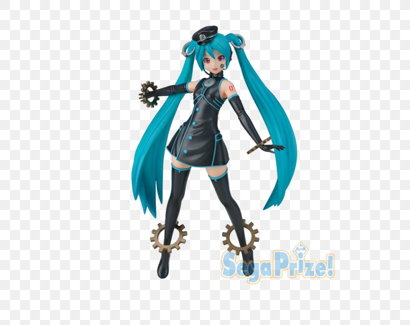 Hatsune Miku: Project DIVA Arcade Future Tone Sega Arcade Game, PNG, 585x650px, Hatsune Miku Project Diva Arcade, Action Figure, Arcade Game, Costume, Costume Design Download Free