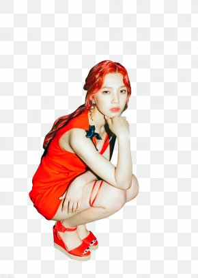 Red Velvet - Joy Red Velvet Red Flavor The Red Summer PNG