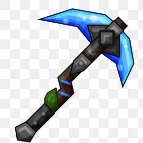 Hard Working - Minecraft Pickaxe Mod Halo 5: Guardians PNG