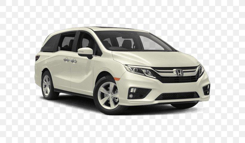 2018 Honda Odyssey Ex L Minivan