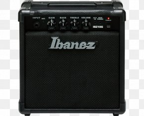 Guitar Amp - Guitar Amplifier Ibanez IBZ10G Electric Guitar Bass Guitar PNG