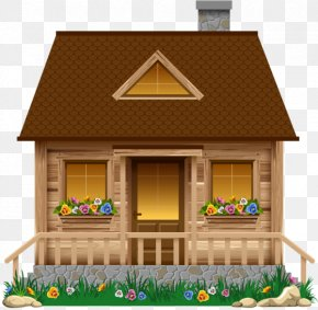 Cottage - House Stock Photography Clip Art PNG