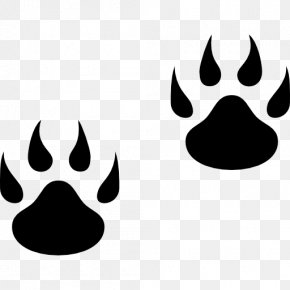 Paw Animal Icon Design Clip Art PNG