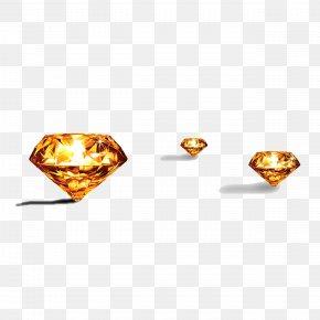 Diamond - Diamond Yellow PNG