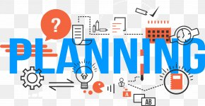 Blue Business Plan - Strategic Planning Business Plan PNG