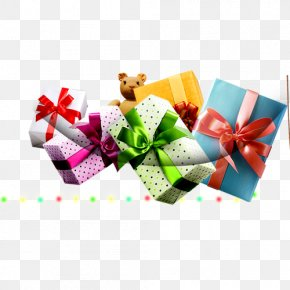 Creative Christmas Gifts - Christmas Gift Santa Claus Paper PNG