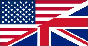 Vector American Flag - Flag Of England Flag Of The United States Flag Of The United Kingdom PNG