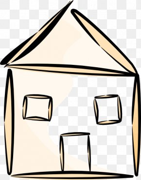 Free House Clipart - Gingerbread House Building Clip Art PNG