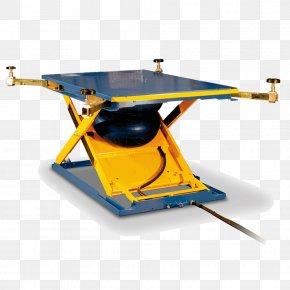 Machine Elevator Aerial Work Platform Material Handling Lift Table PNG