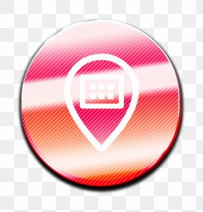 Badge Emblem - Circle Icon Gradient Icon Meetvibe Icon PNG