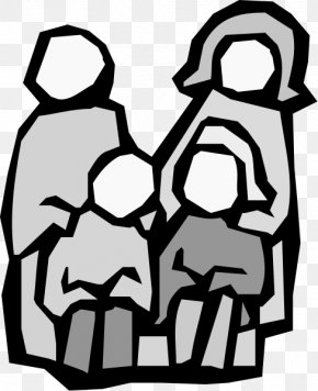 Family Photo Art - Family Clip Art PNG
