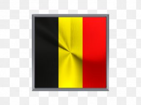 Belgium Flag Drawing Icon - Flag Of Belgium PNG