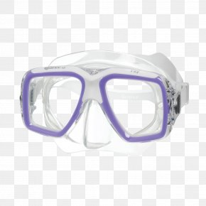 Yellow Sunscreen - Goggles Diving & Snorkeling Masks Underwater Diving Mares PNG