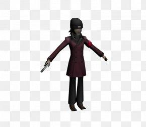 Shin Megami Tensei: Persona 3 - 3D Modeling Clara.io 3D Computer Graphics FBX Wavefront .obj File PNG