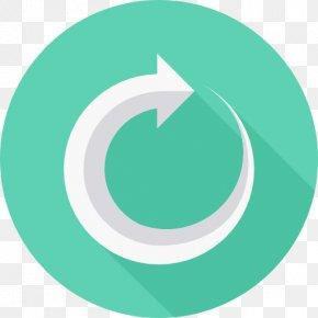 Rotating Arrow - Website Development Computer Software Application Software Online Tv 14 PNG