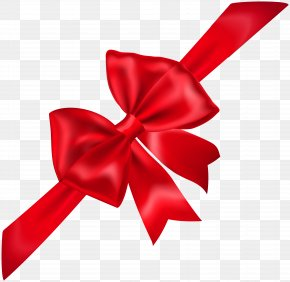 Red Bow Transparent Image - Icon Clip Art PNG