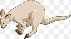 Australia Kangaroo - Australia Kangaroo Meet The Dinosaurs Marsupial Lion PNG