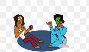Season 3 Total Drama Island Clip ArtPictures Of Slumber Parties - Total Drama Action Total Drama World Tour PNG