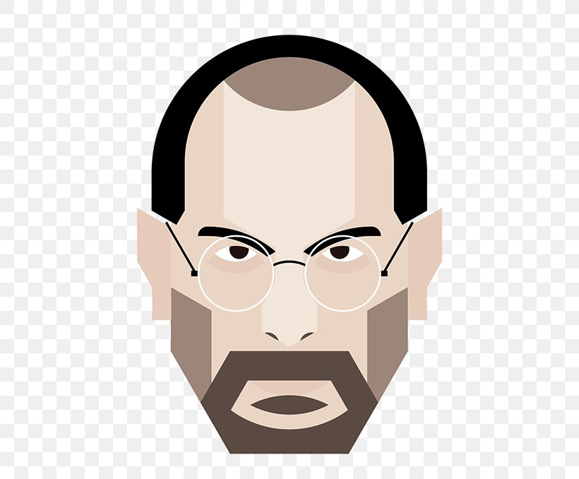 Steve Jobs Illustration Clip Art Cheek Nose Png 600x678px Steve Jobs Cartoon Cheek Chin Ear Download
