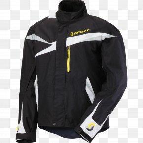 Jacket - Jacket Scott Sports Clothing Coat Blouson PNG