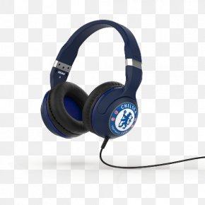 Microphone - Microphone Skullcandy Hesh 2 Headphones Chelsea F.C. PNG