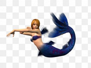 Mermaid - Rusalka Mermaid 3D Computer Graphics Desktop Wallpaper Clip Art PNG