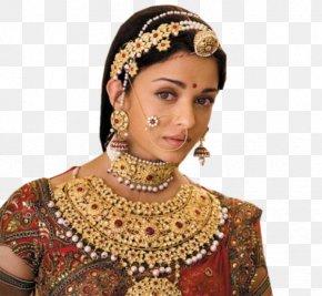 Oriental - Aishwarya Rai Jodhaa Akbar Bride Wedding Bollywood PNG