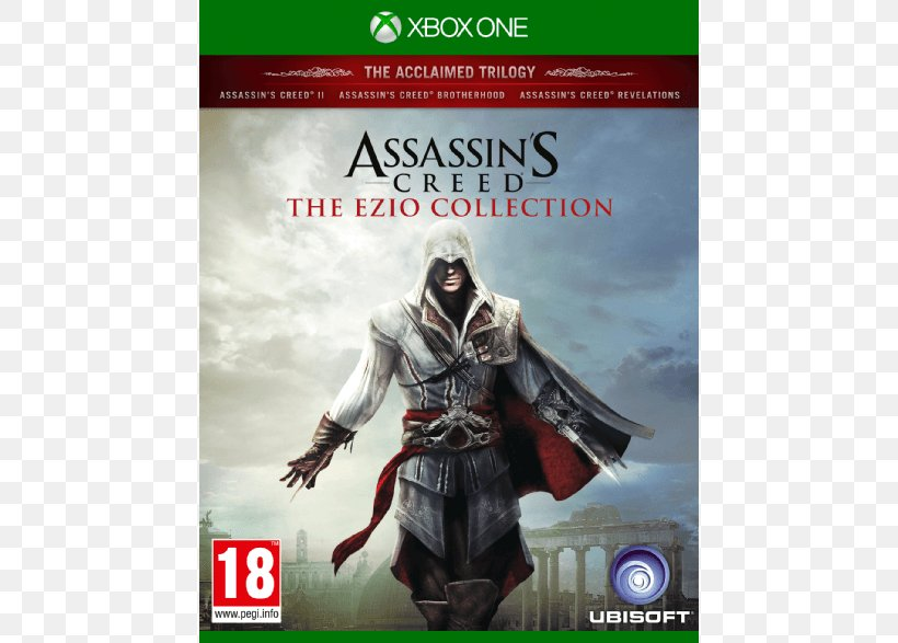 Assassin's Creed: The Ezio Collection Assassin's Creed: Ezio Trilogy Ezio Auditore Assassin's Creed Odyssey Assassin's Creed III, PNG, 786x587px, Ezio Auditore, Action Figure, Film, Halo 5 Guardians, Pc Game Download Free