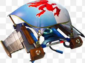 Gliding Parachute - Fortnite Battle Royale Battle Royale Game Video Game PlayStation 4 PNG