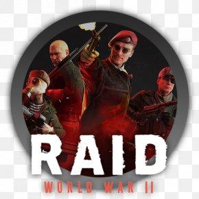 World War Ii - Raid: World War II PlayStation 4 Payday 2 Xbox 360 Xbox One PNG