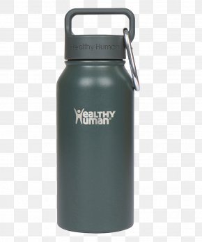 Oz - Water Bottles Stainless Steel Health PNG