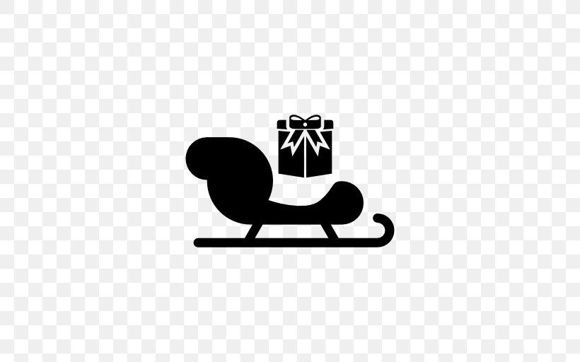 Santa Claus, PNG, 512x512px, Santa Claus, Black And White, Blog, Christmas, Logo Download Free