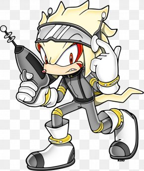 Sonic The Hedgehog - Fan Art Sonic Riders Sonic The Hedgehog Character PNG