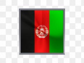 Afghanistan Flag - Flag Of Afghanistan Picture Frames Rectangle PNG