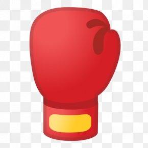 Boxing - Boxing Glove Emoji Image PNG