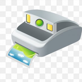 Color Photo Printer - Printer Icon PNG