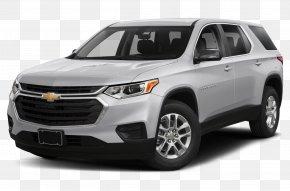 Chevrolet - Sport Utility Vehicle 2018 Chevrolet Traverse L Car Dodge Journey PNG