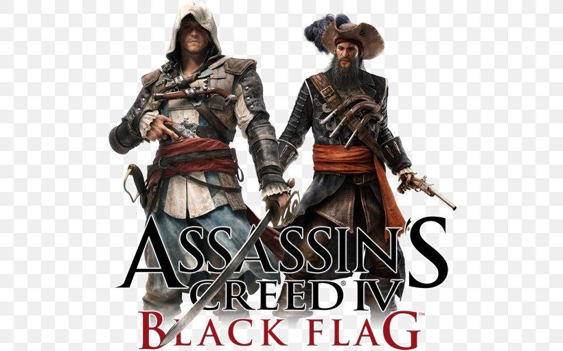 Assassin's Creed IV: Black Flag Assassin's Creed III Assassin's Creed Unity Assassin's Creed: Brotherhood, PNG, 512x512px, Assassins Creed Iv Black Flag, Action Figure, Assassins Creed, Assassins Creed Brotherhood, Assassins Creed Iii Download Free