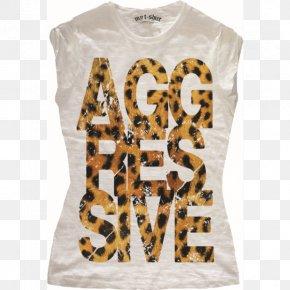 T-shirt - T-shirt Sleeveless Shirt Cotton Clothing Accessories PNG